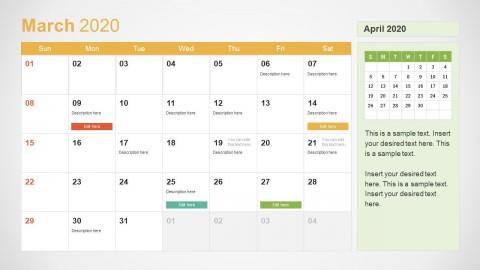 004 Astounding Microsoft Calendar Template 2020 High Def  Publisher Office Free480