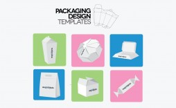 004 Astounding Product Packaging Design Template Highest Quality  Templates Free Download Sample