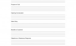 004 Astounding Sale Call Report Template Picture  Free Weekly Excel Pdf