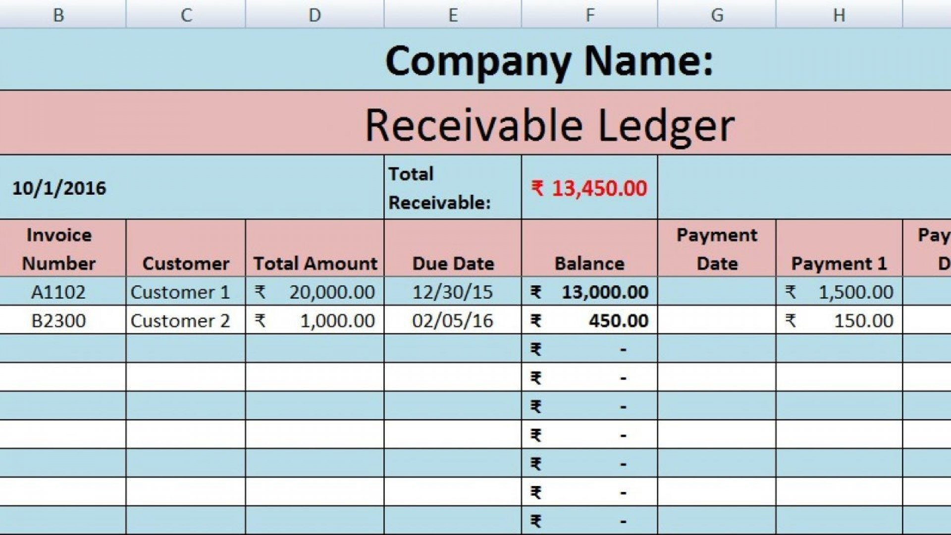 004 Awesome Account Receivable Excel Spreadsheet Template High Def  Management Dashboard Free1920