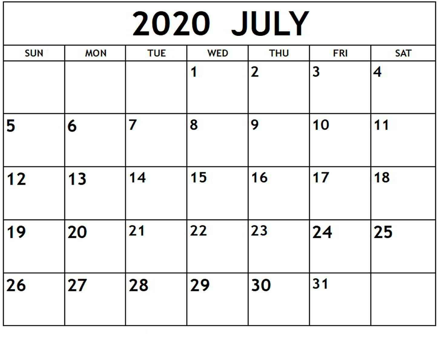 004 Awesome Calendar Template 2020 Word Picture  April Monthly Microsoft With Holiday FebruaryFull