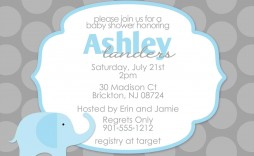 004 Awesome Free Baby Shower Template For Powerpoint High Def  Background