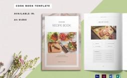 004 Awesome Recipe Book Template Word High Resolution  Mac Free Microsoft