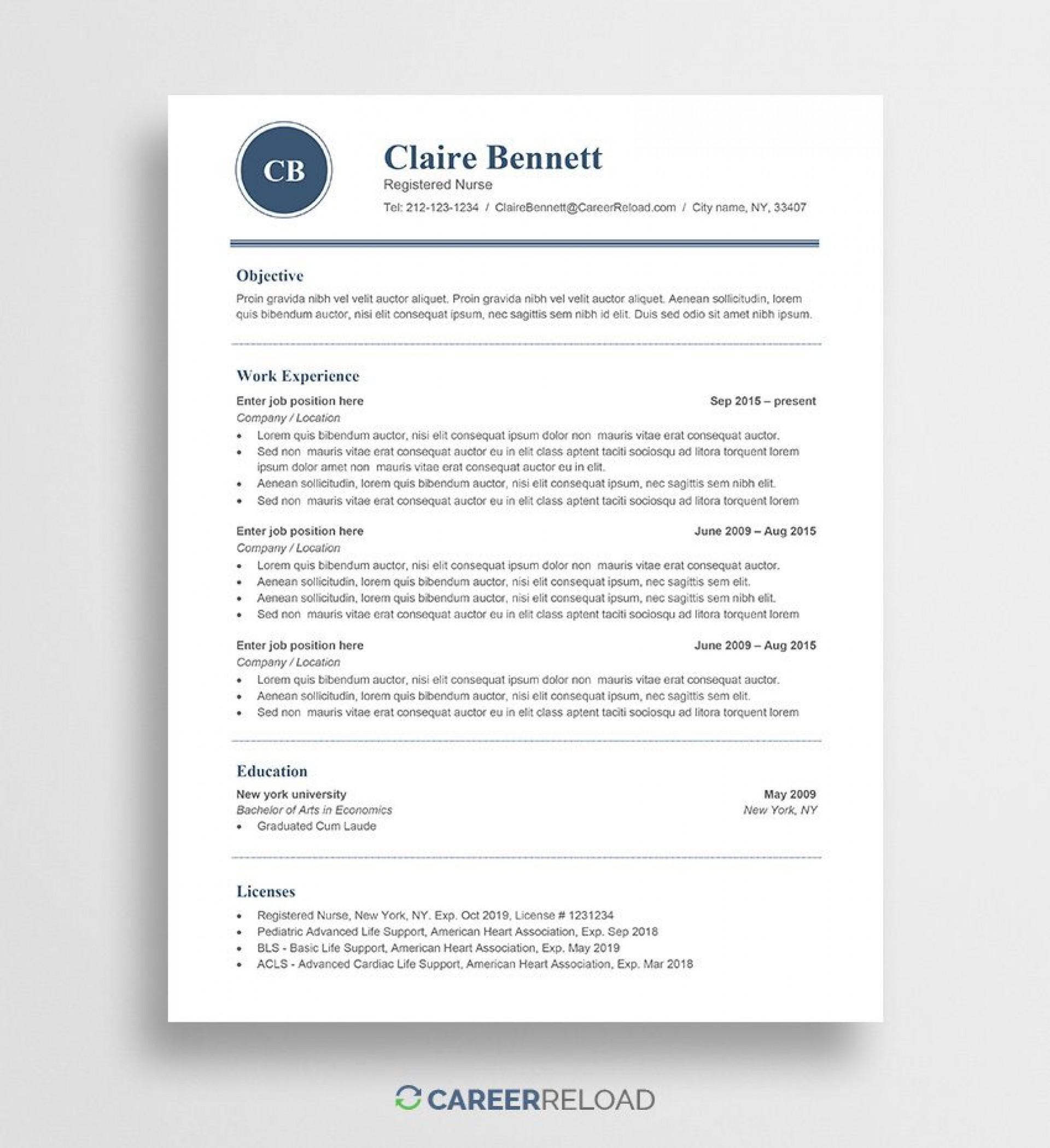 004 Awful Free Resume Template 2015 Idea 1920