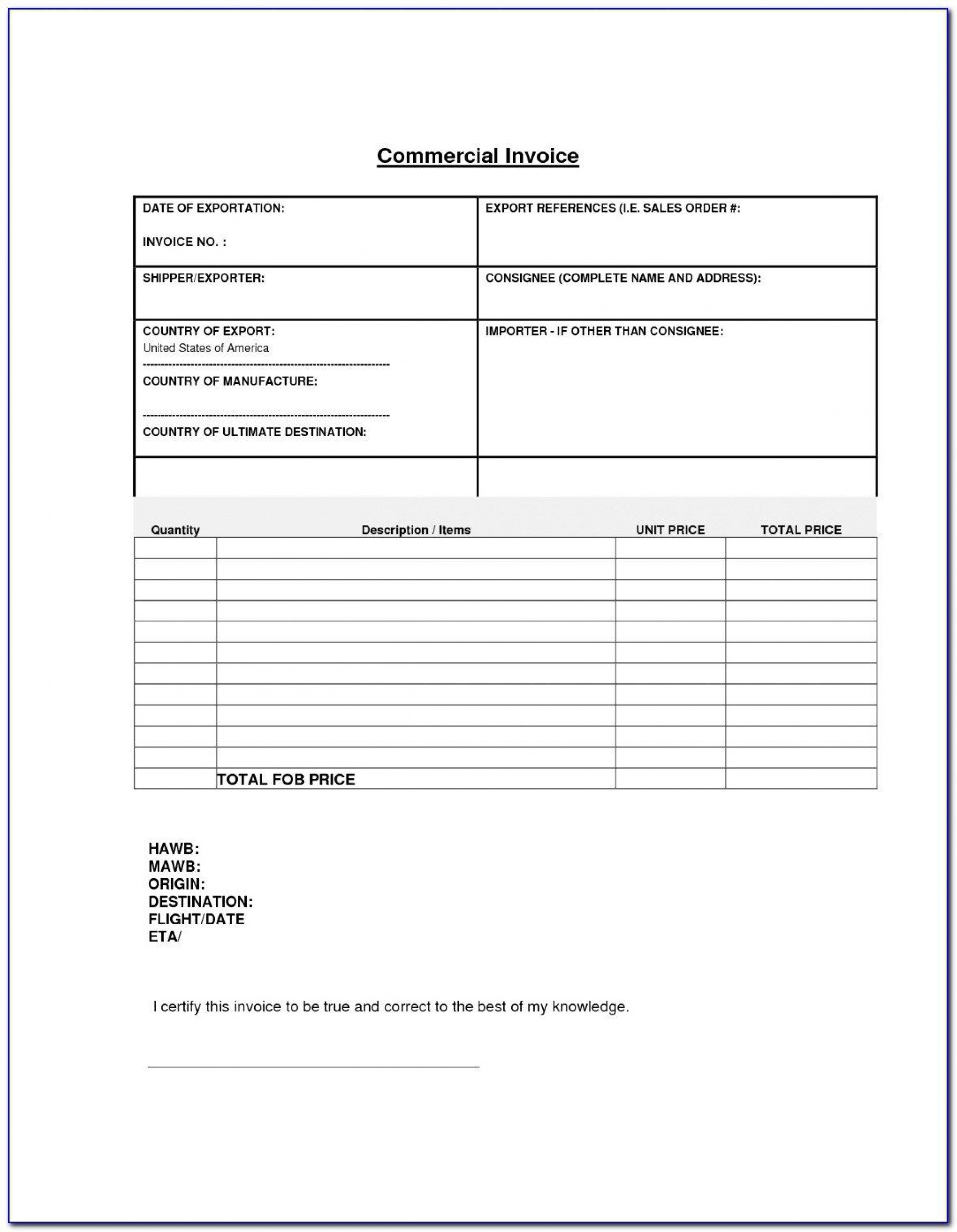 004 Awful Free Tax Invoice Template Excel South Africa Sample 1920