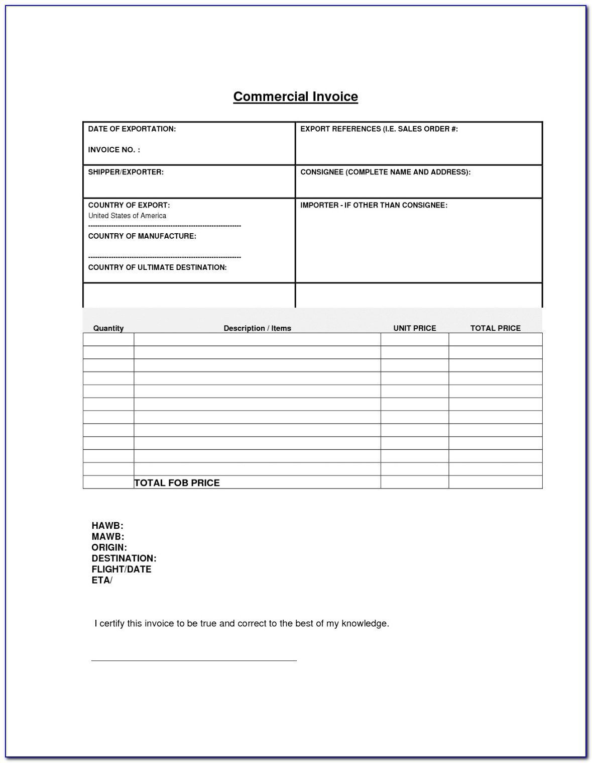 004 Awful Free Tax Invoice Template Excel South Africa Sample Full