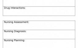 004 Awful Nursing Drug Card Template Concept  School Download Printable