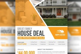 004 Awful Open House Flyer Template Highest Clarity  Word Free School Microsoft