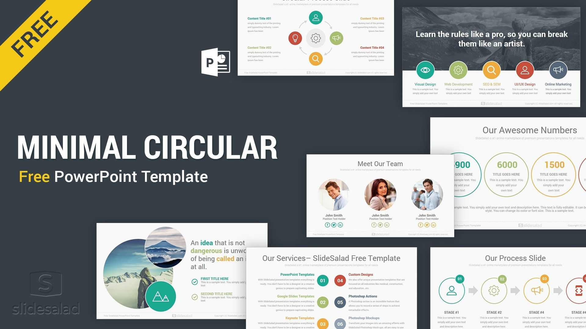 004 Awful Powerpoint Presentation Format Free Download High Resolution  Influencer Template Company Ppt SampleFull