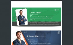 004 Awful Professional Email Signature Template Picture  Templates Busines Example Outlook Certification In