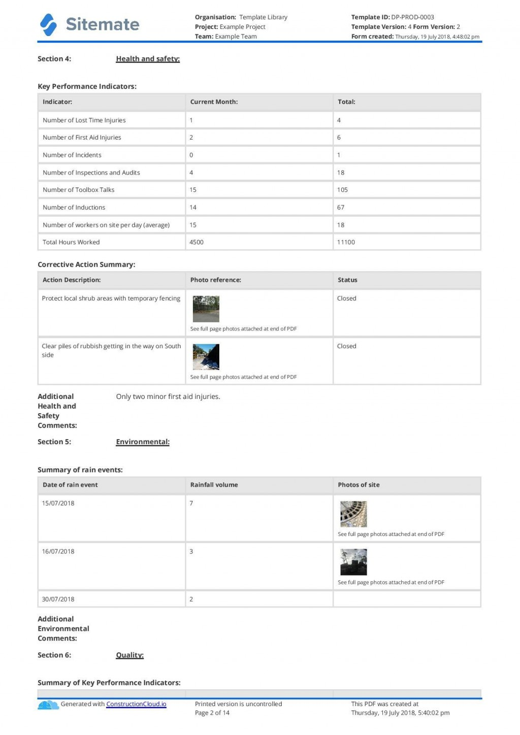 004 Awful Project Management Monthly Progres Report Template Highest Quality Large