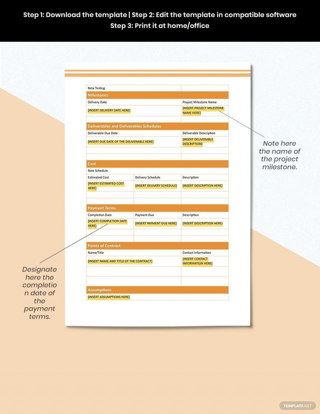 004 Awful Project Statement Of Work Template Doc Image Large