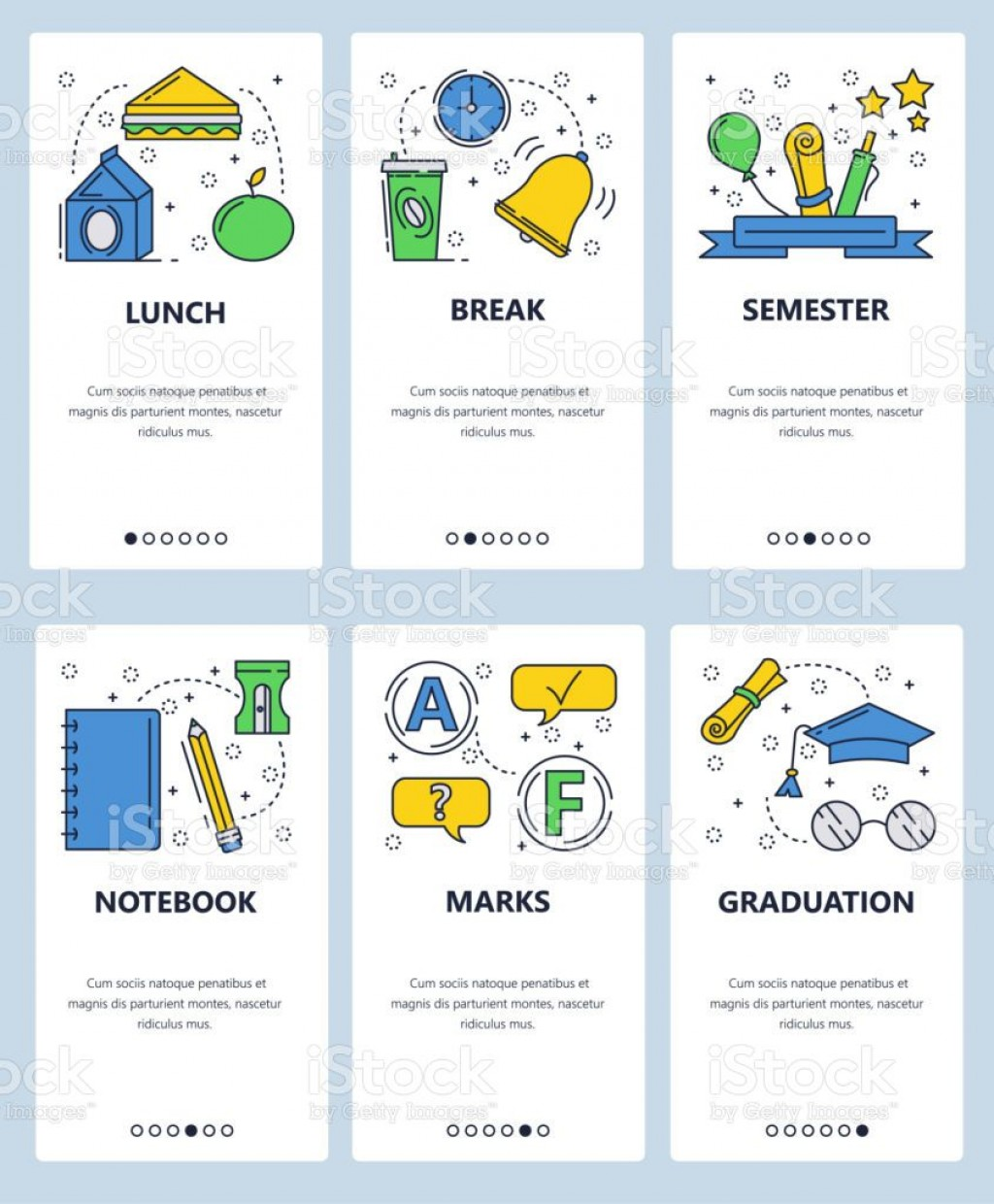 004 Awful School Lunch Menu Template Example  Monthly Free Printable BlankLarge