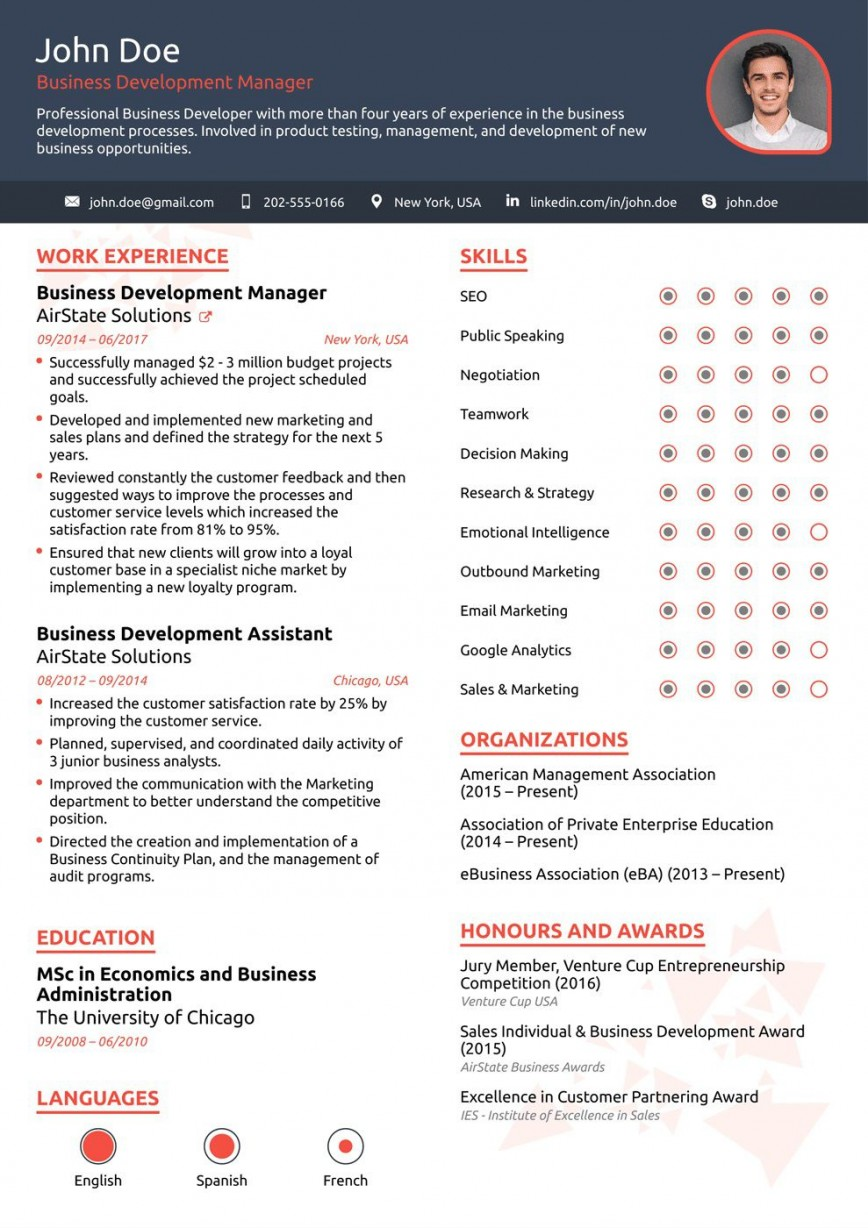 004 Beautiful Best Professional Resume Template Inspiration  For Fresher 2019 Cv Download