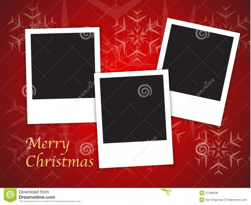004 Beautiful Free Photo Christma Card Template Highest Quality  Templates Download For Word