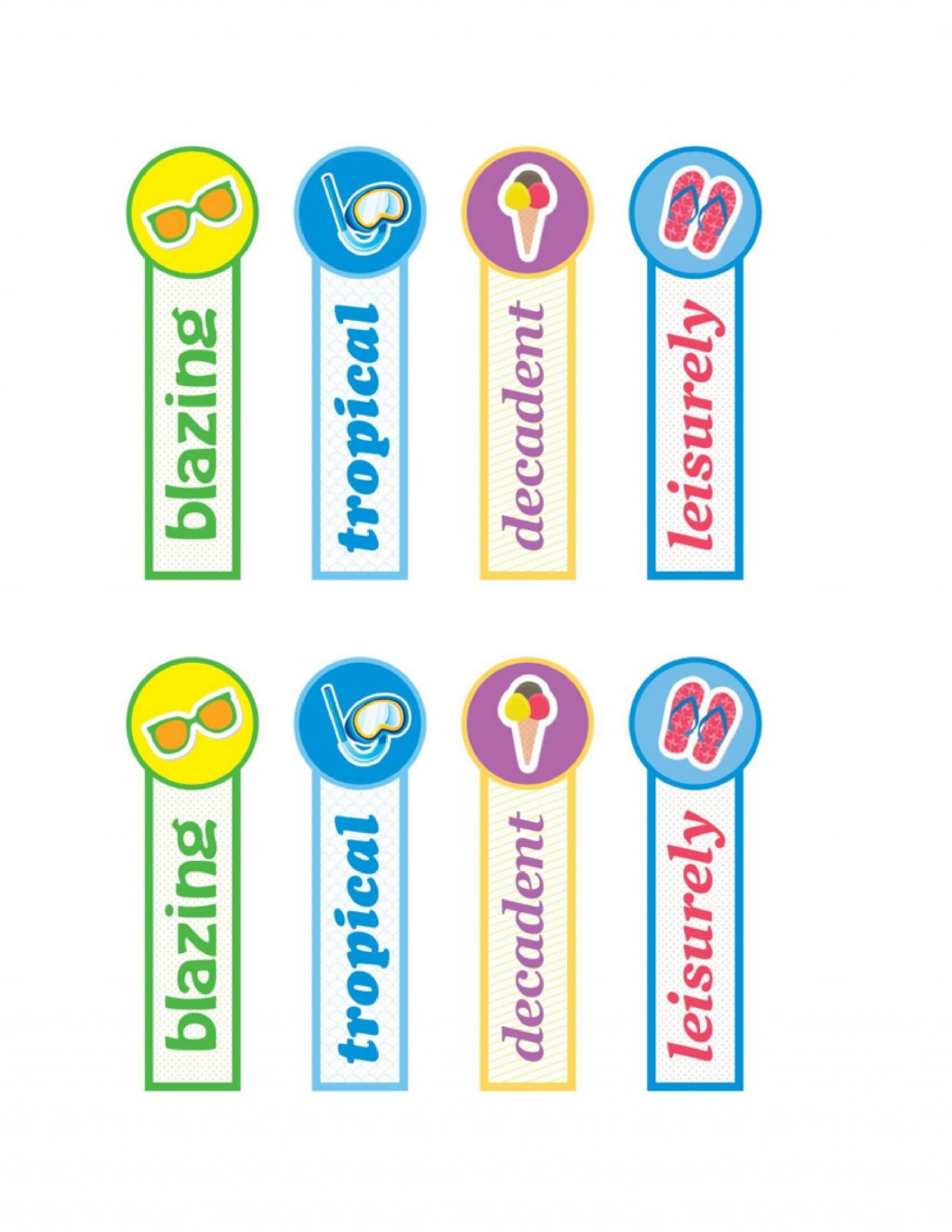 004 Beautiful Free Printable Bookmark Template High Definition  Templates Download Photo For TeacherLarge