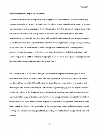 004 Beautiful Holocaust Essay Idea  Thesi Hook Contest 2020320