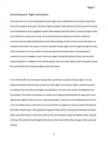 004 Beautiful Holocaust Essay Idea  Thesi Hook Contest 2020360