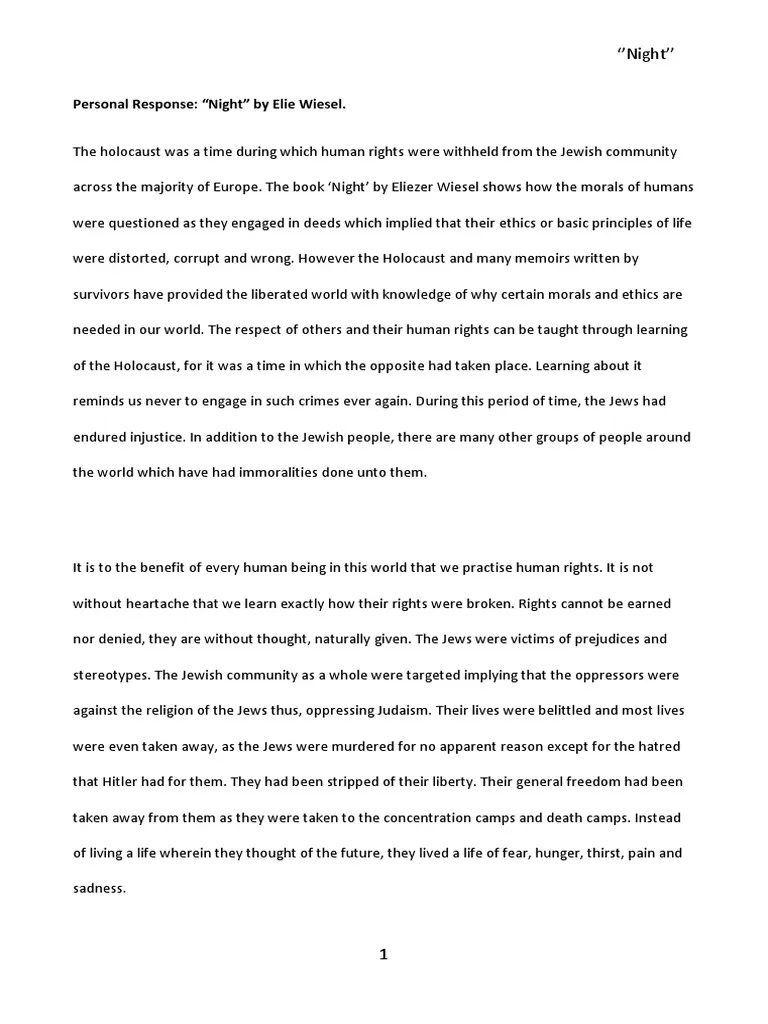004 Beautiful Holocaust Essay Idea  Thesi Hook Contest 2020Full