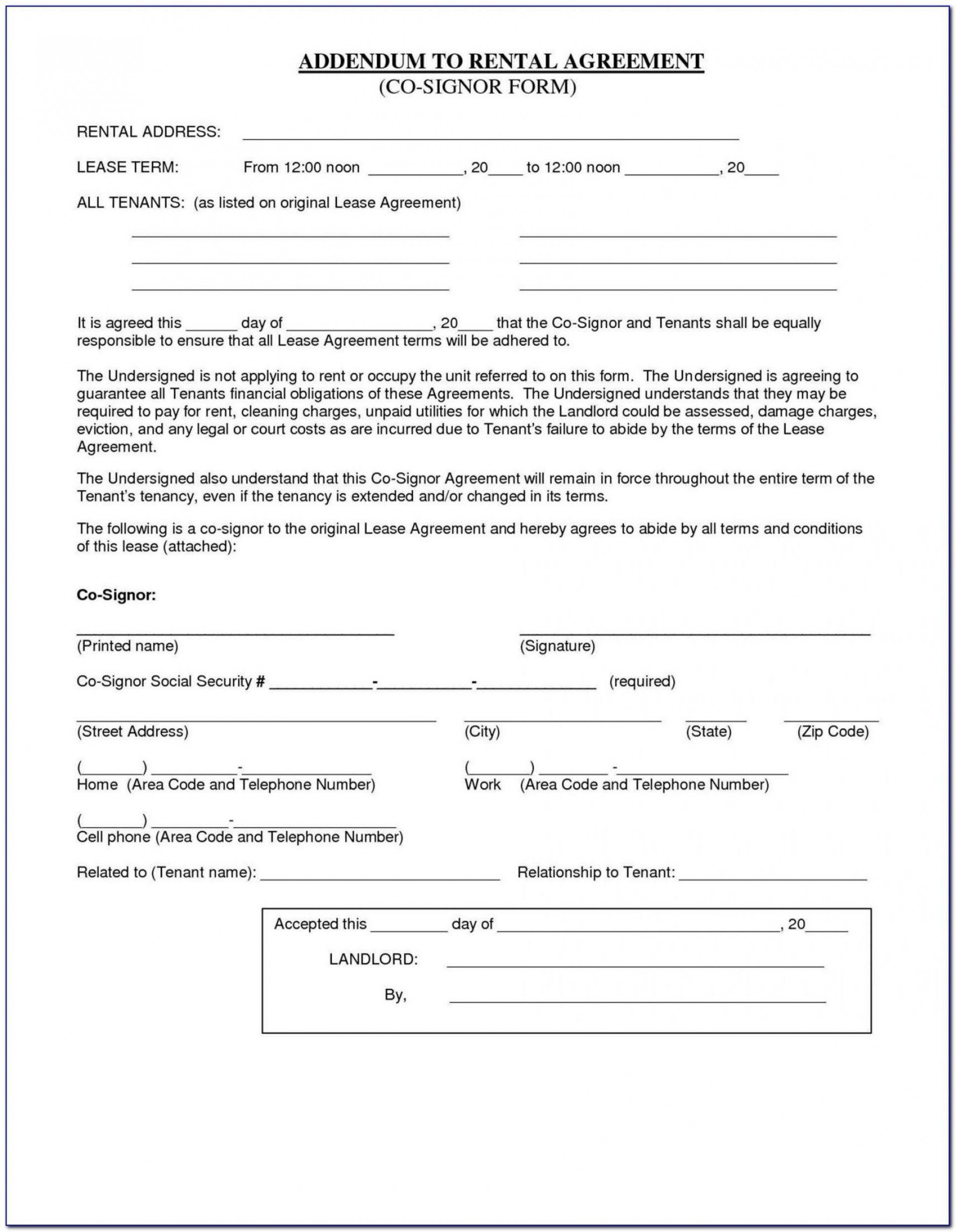 004 Beautiful Lease Agreement Template Word India Image  Rental1920