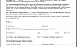 004 Beautiful Lease Agreement Template Word India Image  Rental