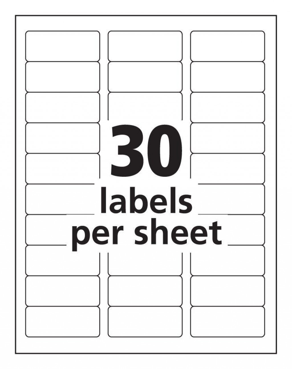004 Best Addres Label Template Free High Resolution  Cute Shipping Return WordLarge