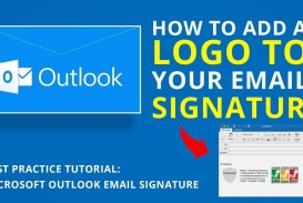 004 Best Email Signature Format For Outlook Inspiration  Example Template Microsoft