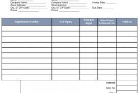 004 Best Invoice Template Pdf Fillable Idea  Free Receipt
