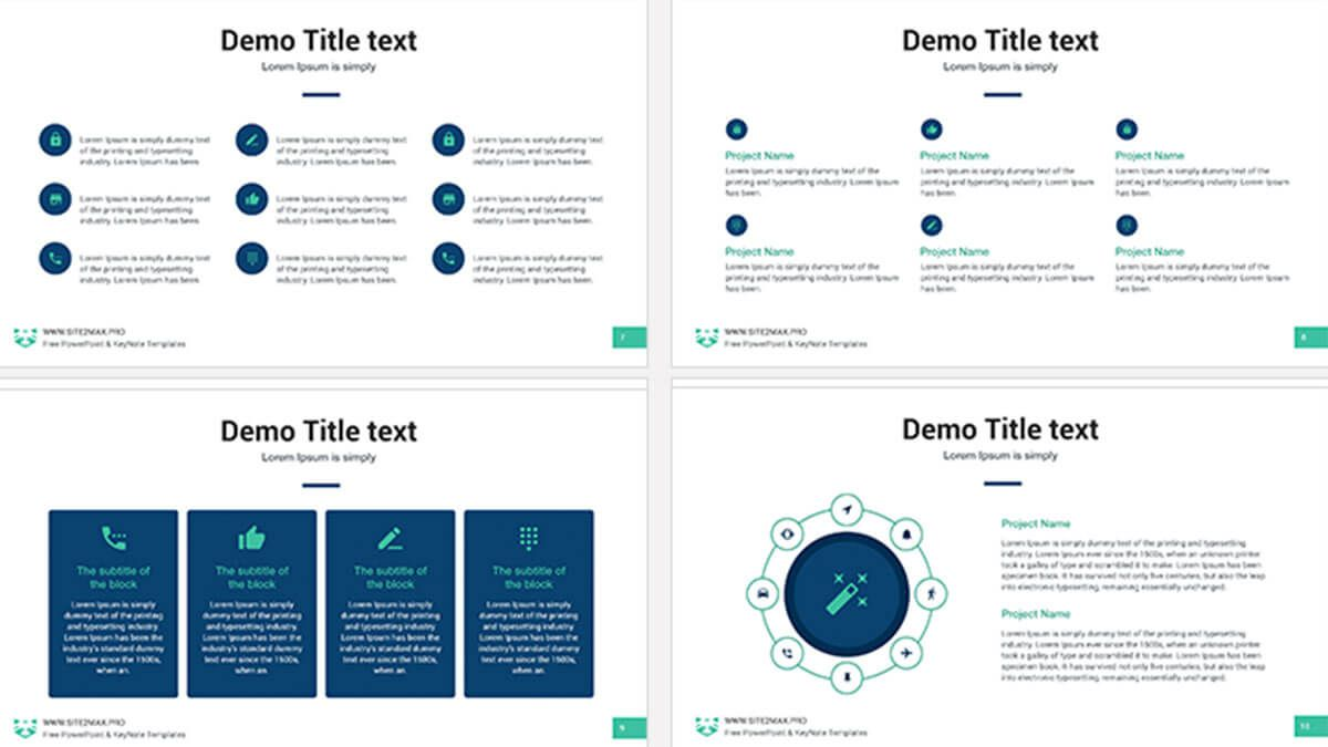 004 Best Marketing Plan Template Free Powerpoint Highest Clarity  DownloadFull