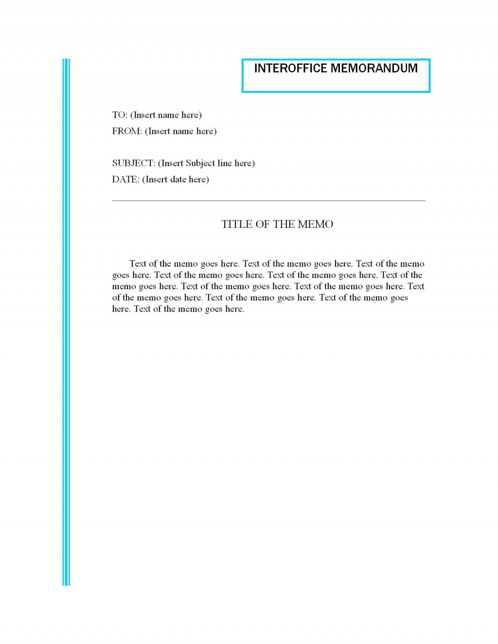 004 Best M Word Memo Template Highest Clarity  Templates Microsoft Free Download BusinesLarge