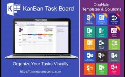 004 Best Onenote Project Management Notebook Template Design