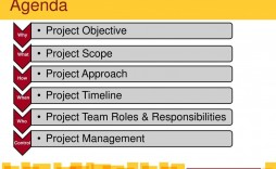 004 Best Project Management Kickoff Meeting Template Picture  Ppt