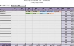004 Best Rotating Work Schedule Example Concept  Examples Shift