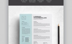 004 Best Word Resume Template Free High Definition  Microsoft 2019