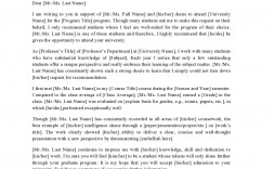 004 Breathtaking Example Of Letter Recommendation For Graduate School From Employer Highest Quality  Sample Pdf Grad