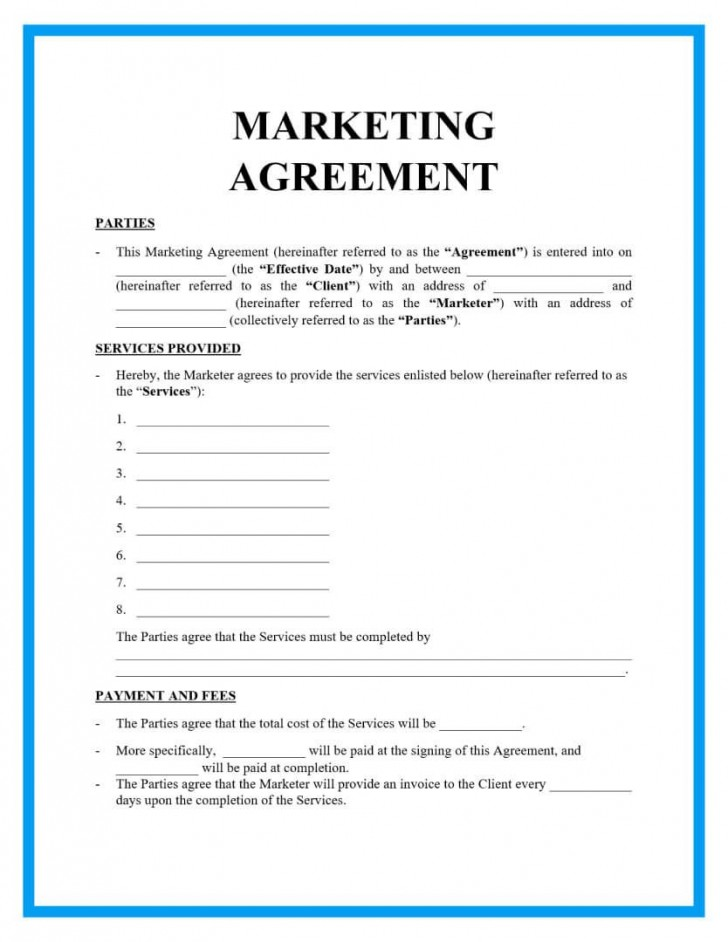 004 Breathtaking Free Service Contract Template Doc Highest Quality 728