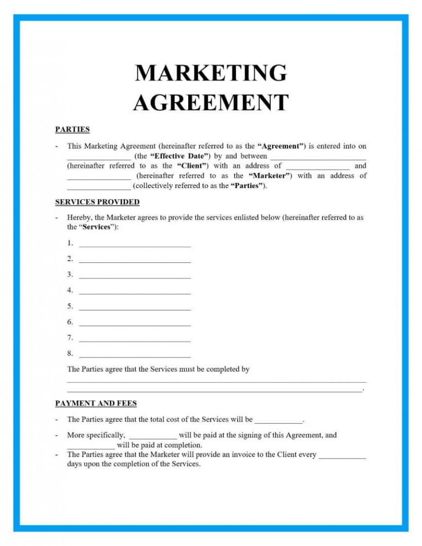 004 Breathtaking Free Service Contract Template Doc Highest Quality 868