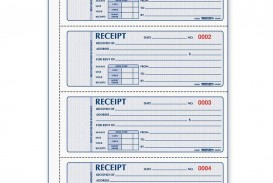 004 Breathtaking Rent Receipt Template Doc India Photo  House