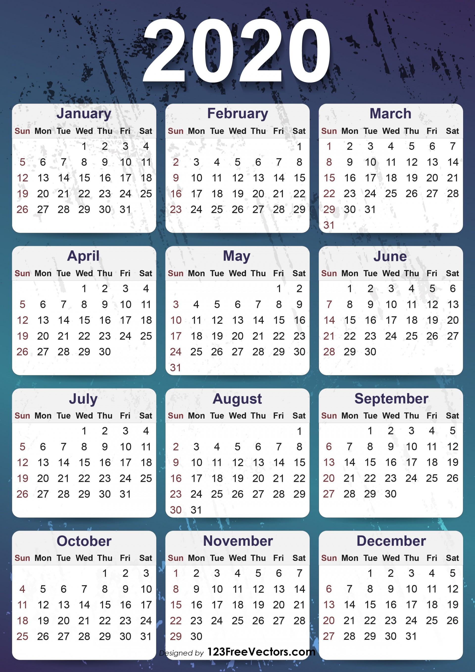 004 Dreaded 2020 Payroll Calendar Template High Def  Biweekly Canada Free Excel1920