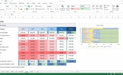 004 Dreaded Busines Plan Template Excel Inspiration  Financial Free Continuity