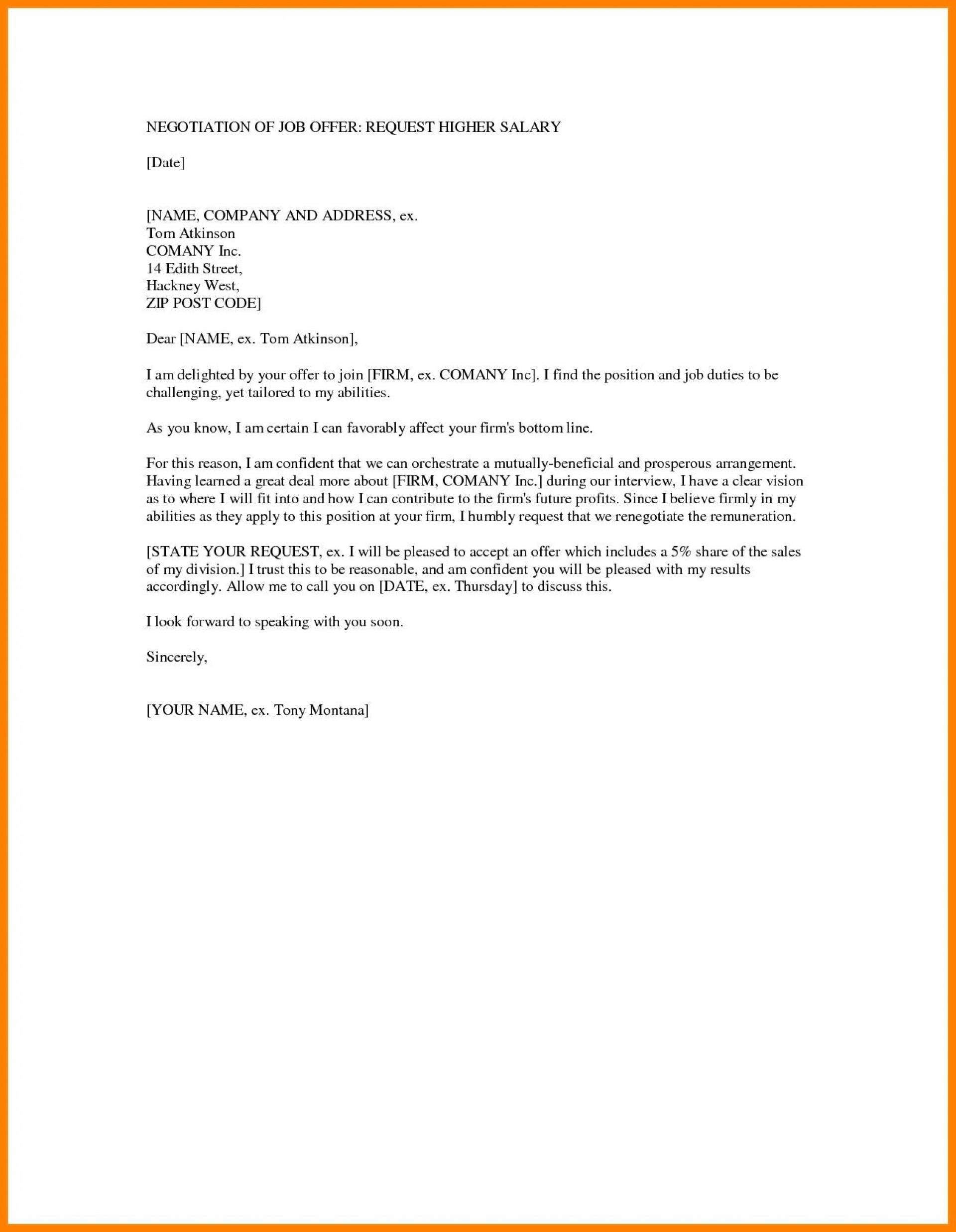 004 Dreaded Counter Offer Letter Template High Definition  Real Estate Settlement Debt1920