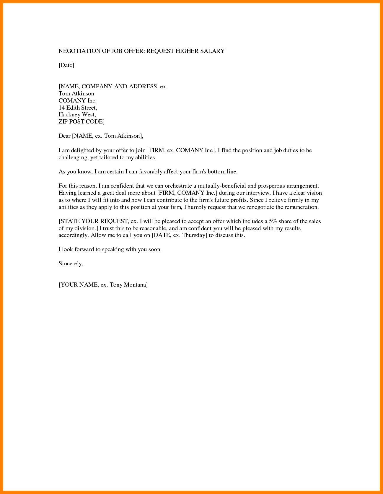 004 Dreaded Counter Offer Letter Template High Definition  Real Estate Settlement DebtFull