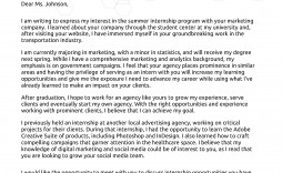 004 Dreaded Cover Letter Template Internship Sample  Example Marketing Position For Civil Engineering