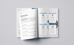 004 Dreaded Graphic Design Proposal Template Indesign Inspiration  Free