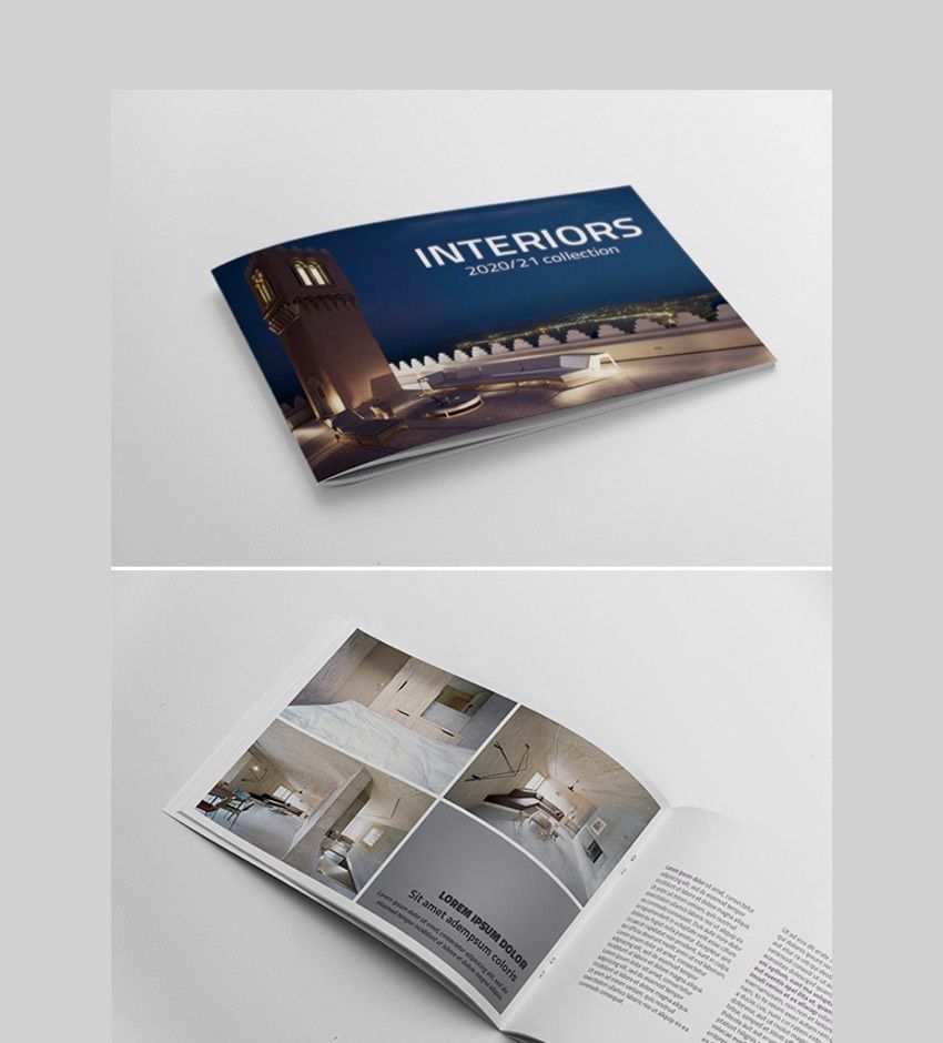 004 Dreaded Indesign Template Free Download Inspiration  Portfolio Indd Magazine Adobe BookFull