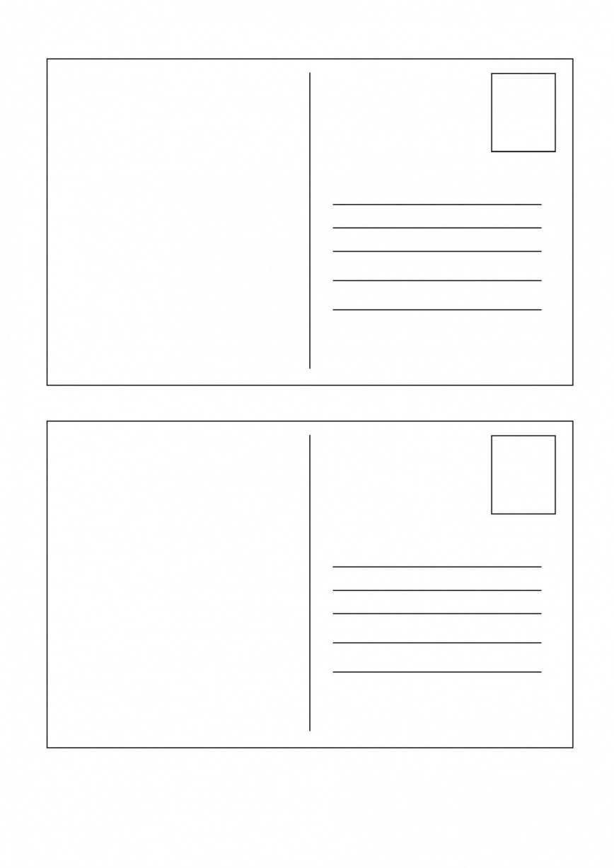 004 Dreaded Rsvp Postcard Template For Word Example