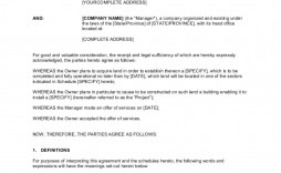 004 Dreaded Service Contract Template Word Picture  Agreement Format In Microsoft