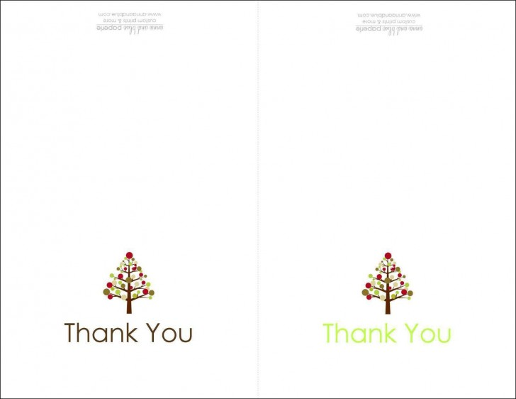 004 Dreaded Thank You Note Card Template Word Photo 728