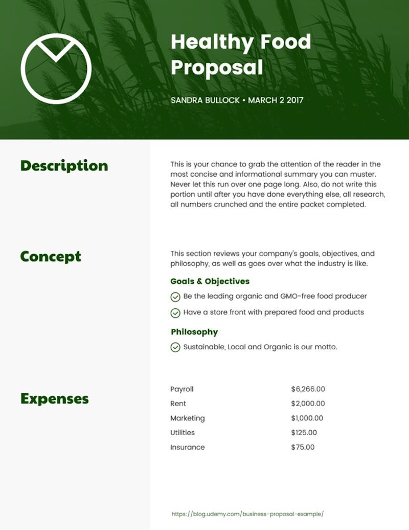 004 Excellent Busines Proposal Sample Pdf Free Download Idea  ProjectFull