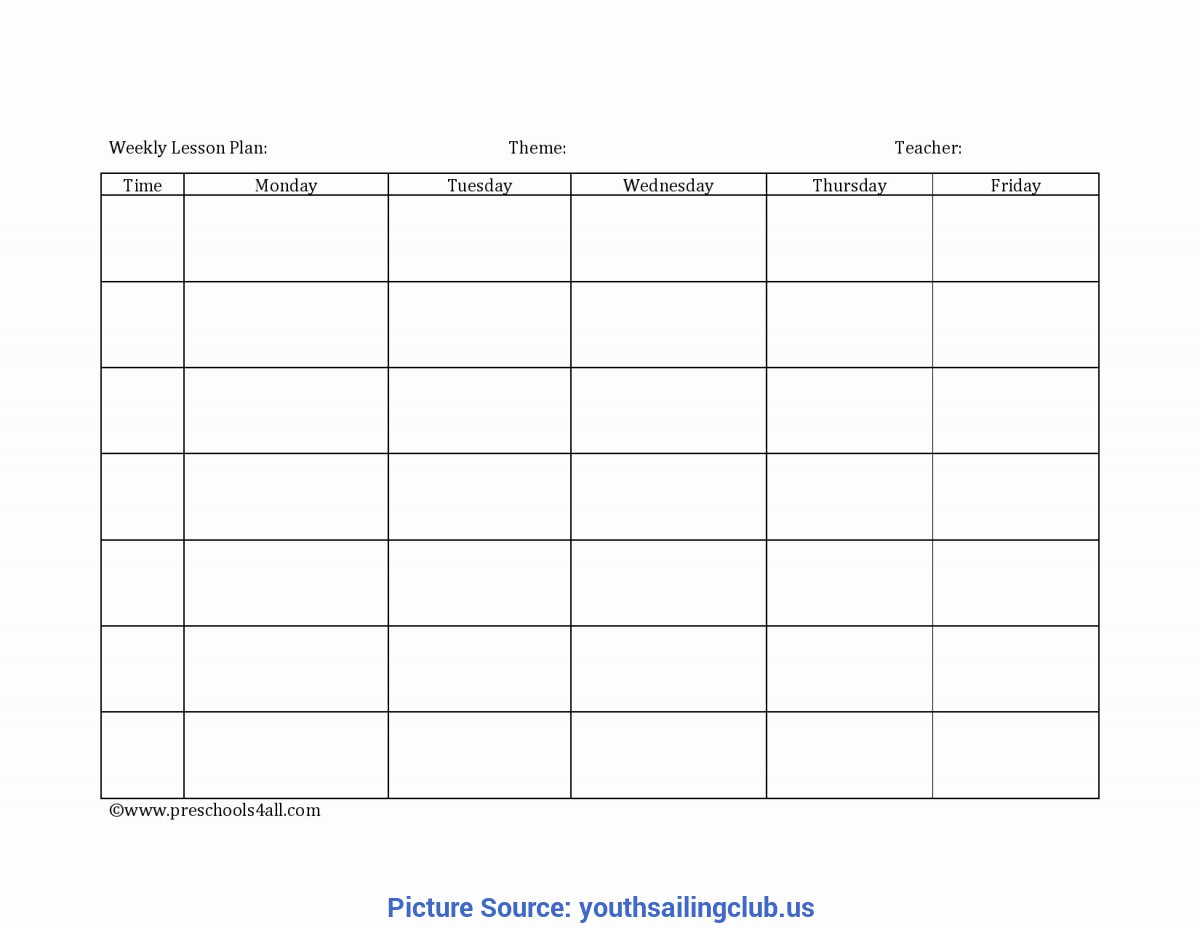 004 Excellent Daycare Lesson Plan Template High Def  Sample Child Care Curriculum PlanningFull